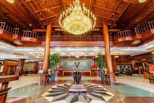 吳哥皇后酒店