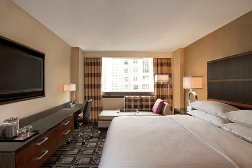 紐約時代廣場喜來登酒店