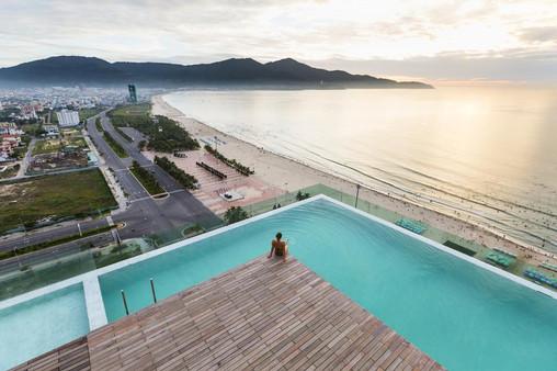 樂卡爾特峴港海灘酒店