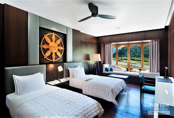 帕羅濱河艾美度假酒店 Le Meridian Riverfront Hotel