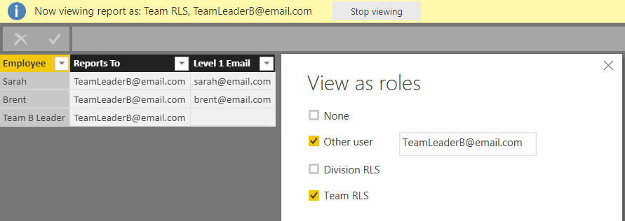 Team Leader B