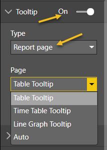 Page Tooltip