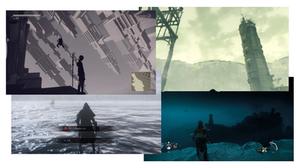 Nier: Automata, The Last Guardian, Bloodborne, Horizon