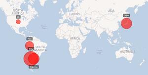 Map Data Visual