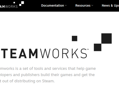 Publishing a Game On Steam