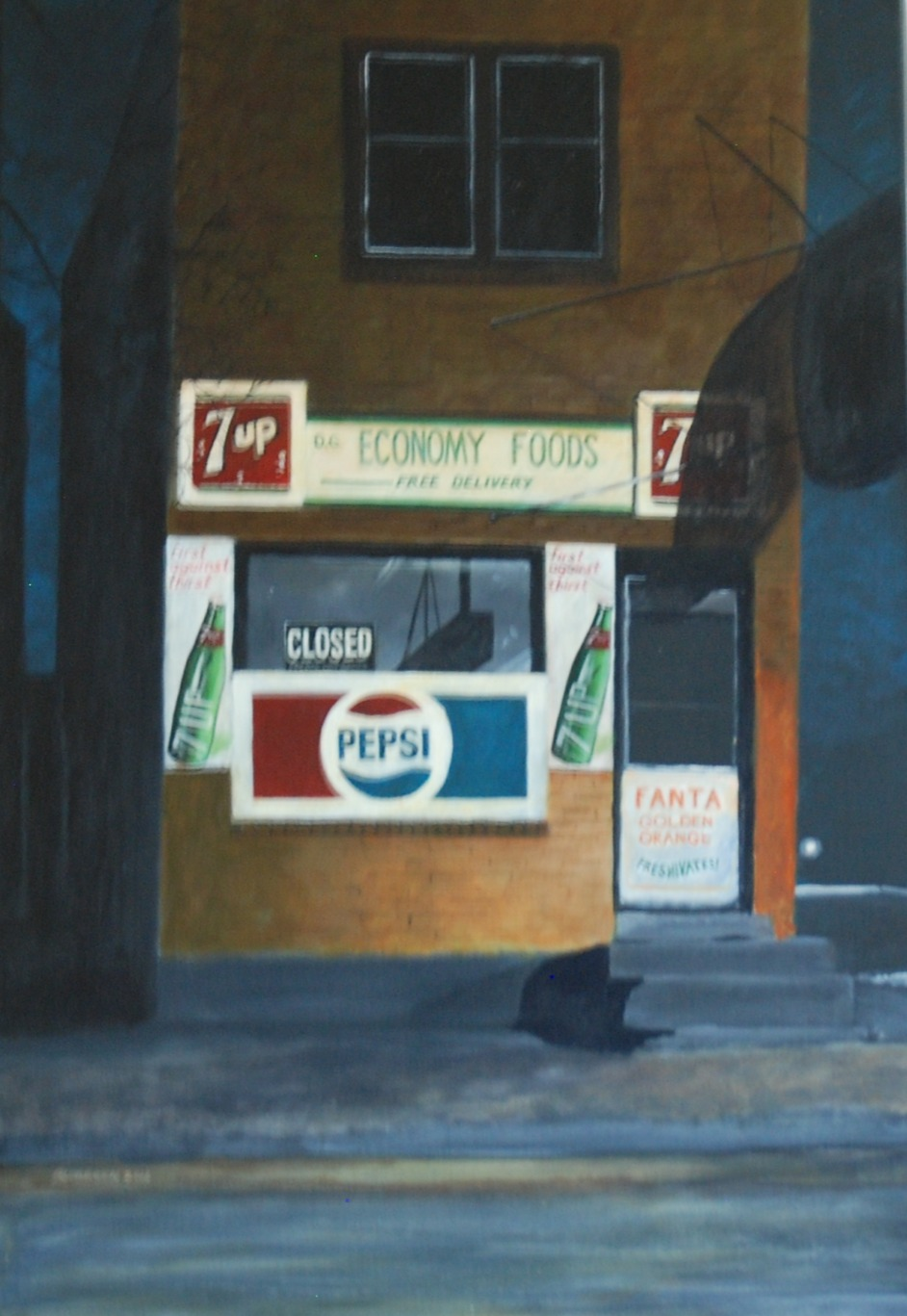 North end corner store
