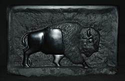 Bison relief
