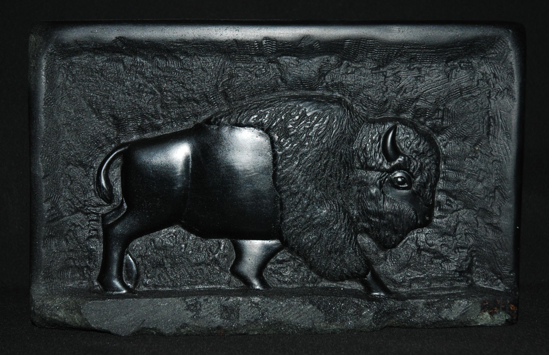 Bison relief II