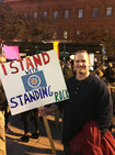 Standing up for the rights of others