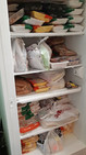 A Packed Freezer