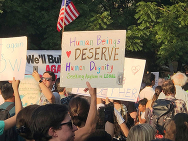 Lights For Liberty March