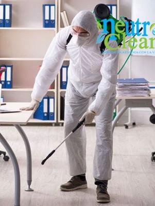 Sanitización de Ambientes y Espacios en Casas, Oficinas y Negocios