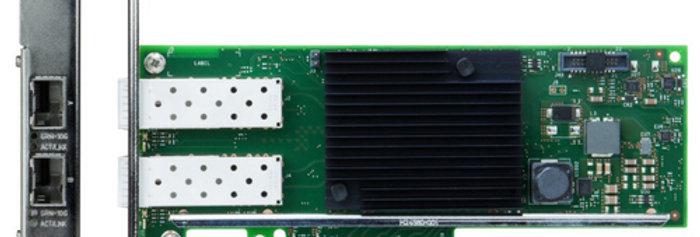 Lenovo 7ZT7A00537 Intel X710-DA2 Dual / 2 Port 10GbESFP+Network Adapter
