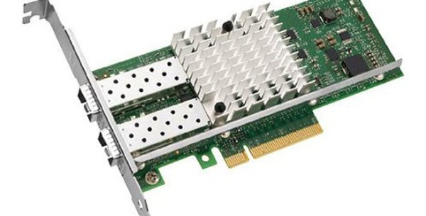 Dell 540-BBLF Intel X520-DA2 Dual / 2 Port 10GbE SFP+ Network Adapter