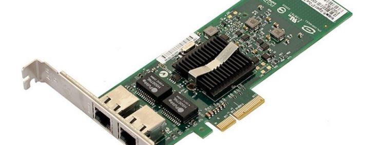 Dell 540-11347 Intel E1G42ET  Dual / 2 Port Gigabit Nic Network Adapter