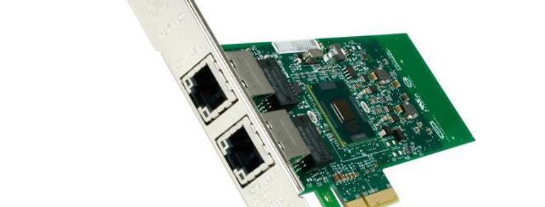 Dell 540-10951 Intel E1G42ET  Dual / 2 Port Gigabit Nic Network Adapter