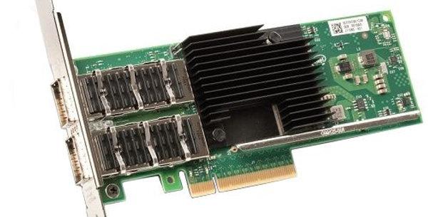 Dell 540-BBRH Intel XL710-QDA2 Dual / 2 Port 40GbE QSFP+ Network Adapter