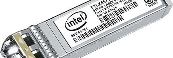 DeIl 407-BBVJ Intel E10GSFPSR 10GBASE-SR SFP+ Transceiver Module, MMF 850nm