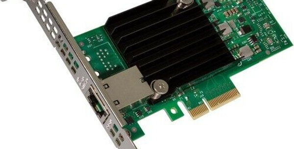 Intel X550-T1  Single / 1 Port 10GbE PCI-E X4 Ethernet Kart - X550T1BLK