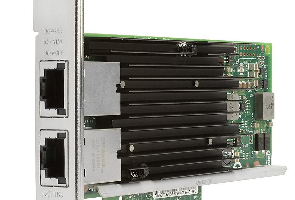 Hp K4T75AA Intel X540-T2  Dual / 2 Port 10GbE Nic Network Adapter