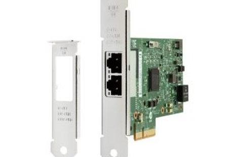 Hp V4A91AA Intel I350-T2 Dual / 2 Port Gigabit Nic Network Adapter