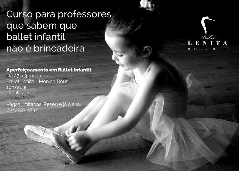 Ballet Lenita | Aperfeiçoamento