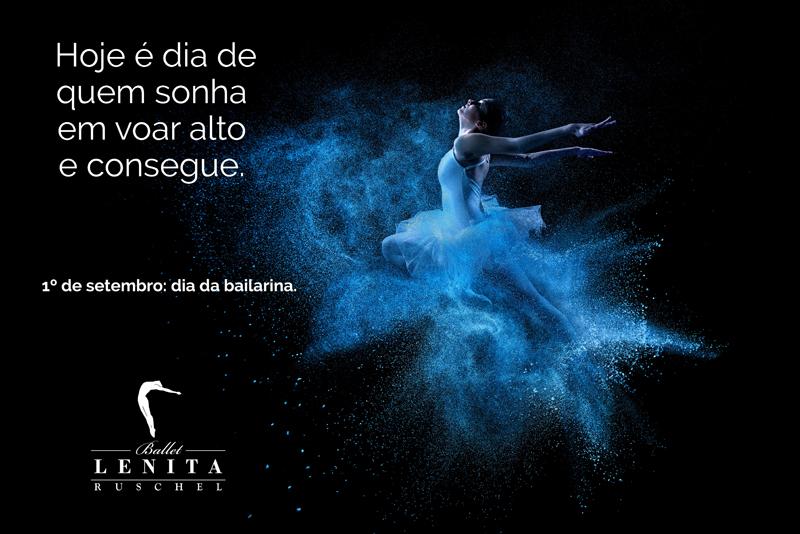 Ballet Lenita | Dia da Bailarina