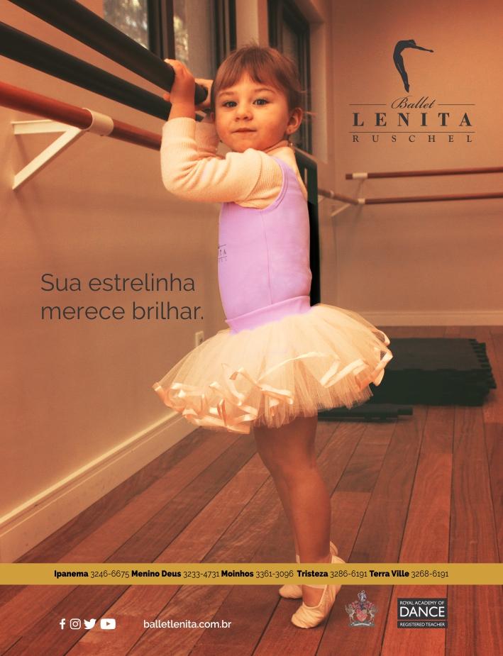 Ballet Lenita | Institucional