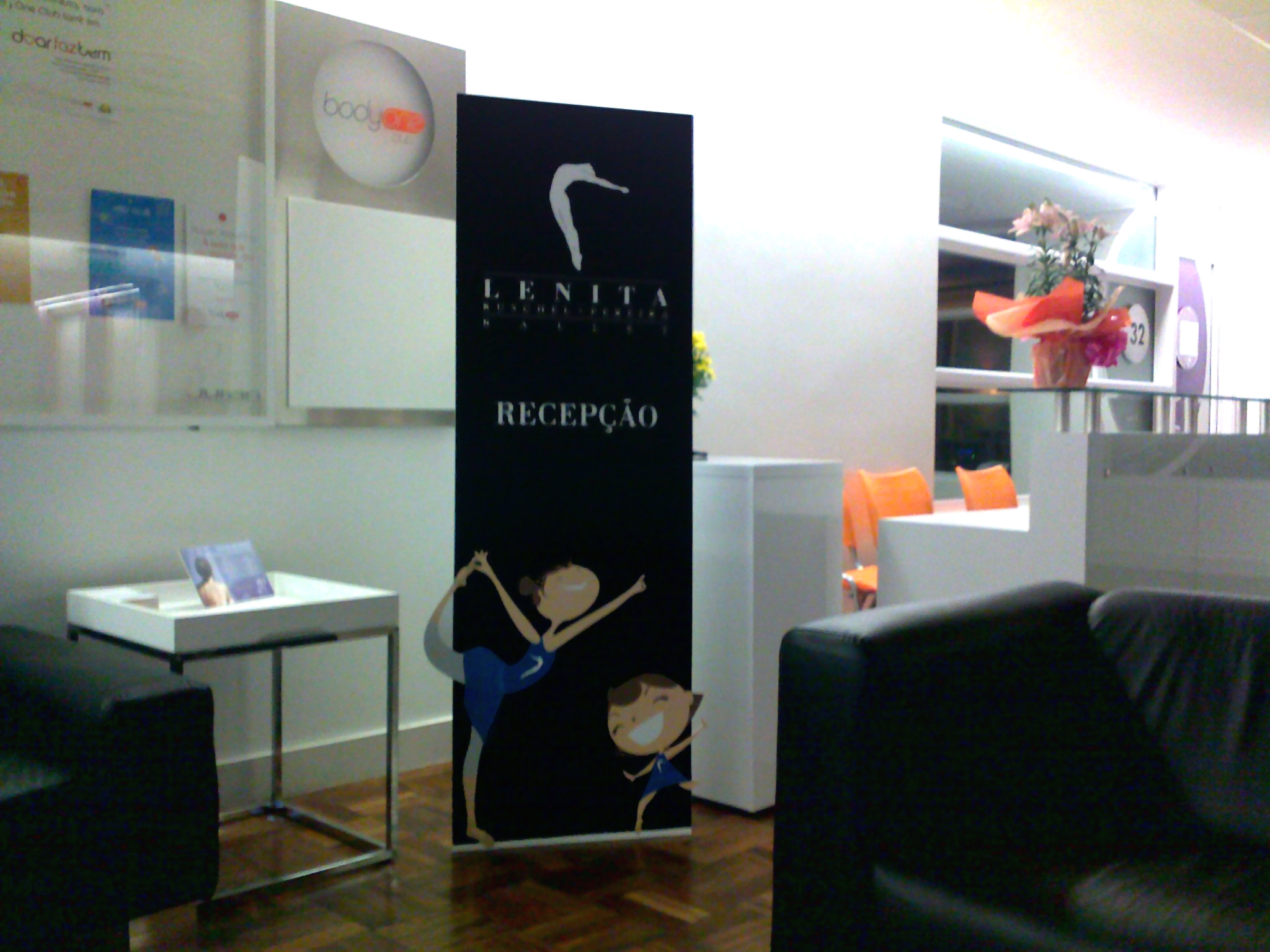 Ballet Lenita | Inauguração Bodytech