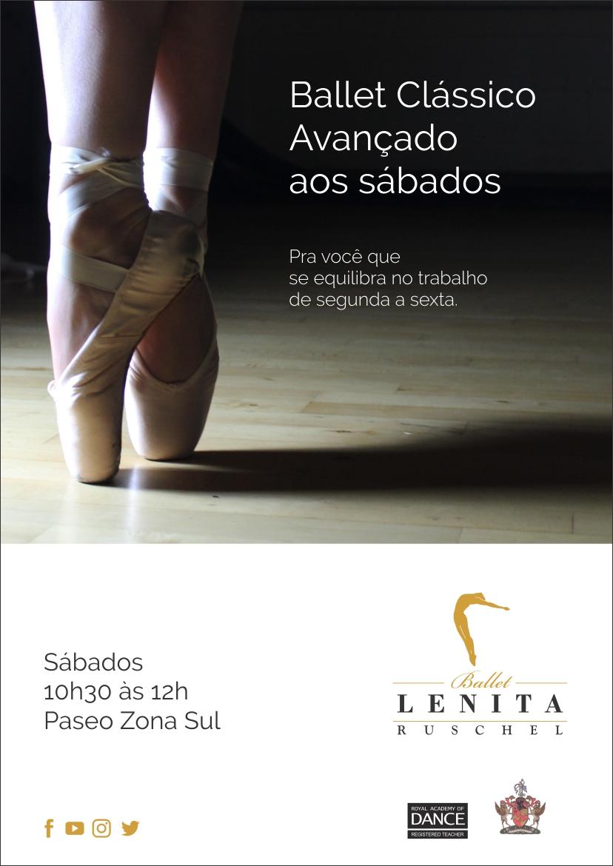 Ballet Lenita | Curso de Clássico