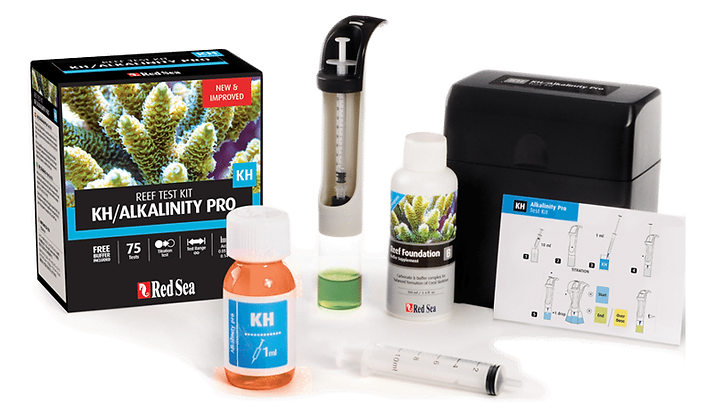 KH Alkalinity Pro Reef Test Kit
