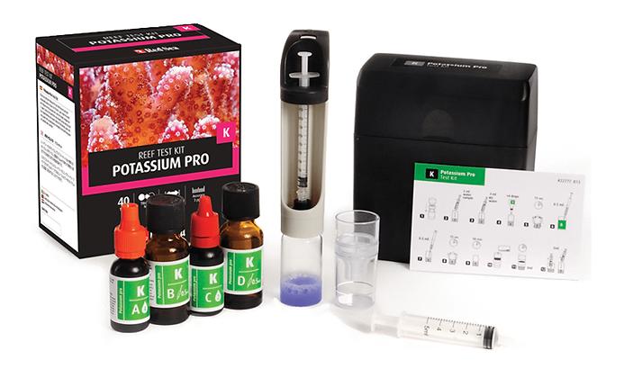 Potassium Pro Reef Test kit