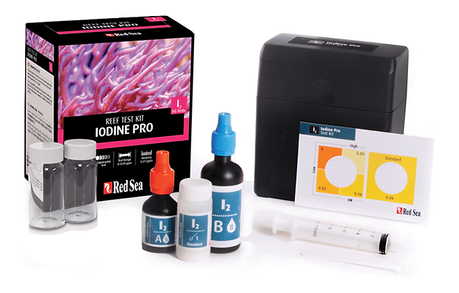 Iodine Pro Reef Test Kit