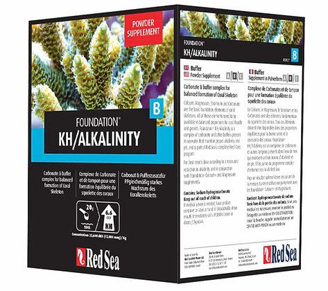 Red Sea KH Alkalinity Foundation B 1Kg Powder