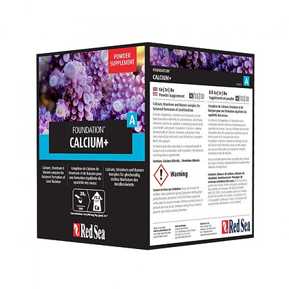 Red Sea Foundation A Calcium+ 1kg Powder