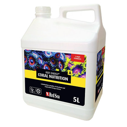 Reef Energy A Coral Nutrition 5L