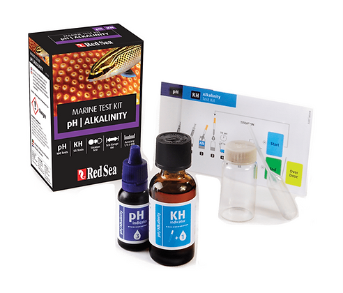 PH Alkalinity Marine Test Kit