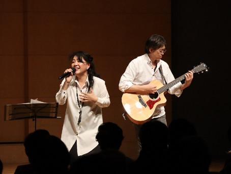 今年は2本のコンサートとライブでした(^-^)
