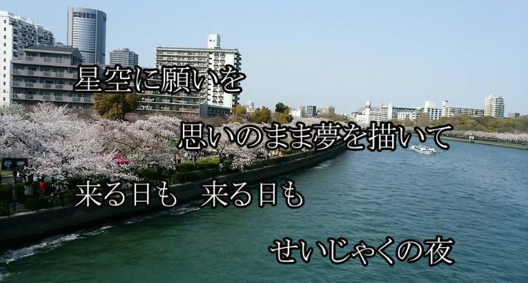 JOYSOUNDで『星空に願いを』が(^-^)