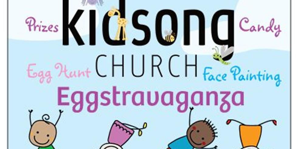 Kidsong Eggstravaganza