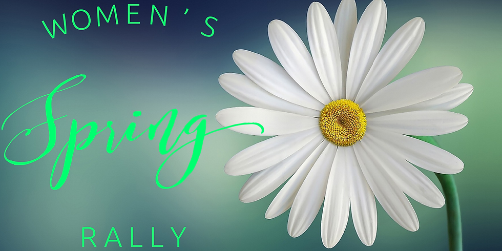 Women's Spring Rally