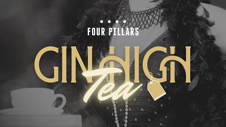 Four Pillars Gin High Tea