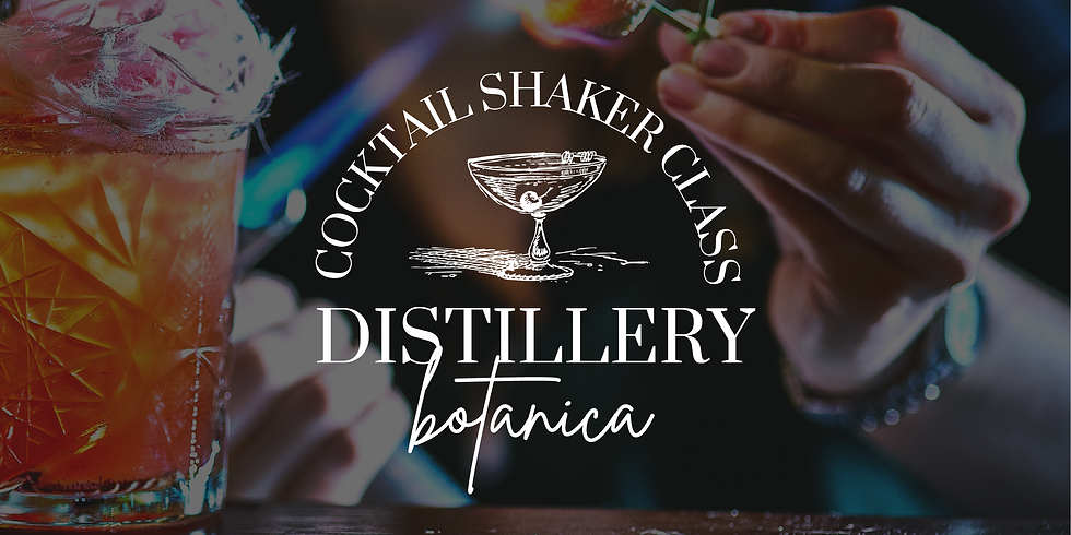 GIN Cocktail Shaker Class