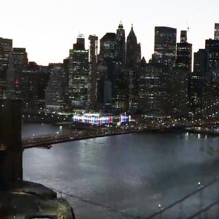 New York City Flyover