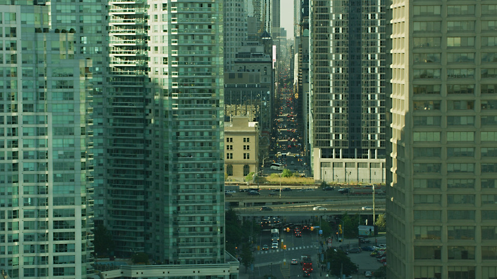 Toronto Canyons