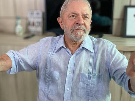 O Lula liberal