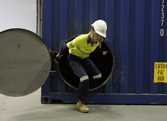 Confined Space and Gas Testing (CSG)