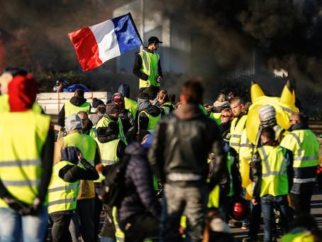 Chalecos Amarillos: ¿movimiento ciudadano?; ¿manipulación masiva?; ¿ambas cosas?