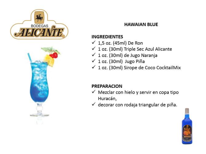 Hawaiana Blue