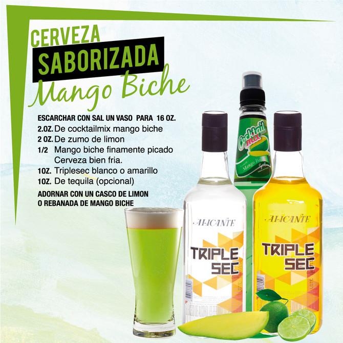 Cerveza Saborizada Mango Biche